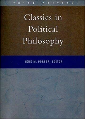 Book Classics In Political Philosophy- (Value Pack w/MySearchLab) (3rd Edition) by Jene M. Porter (2009-01-10)