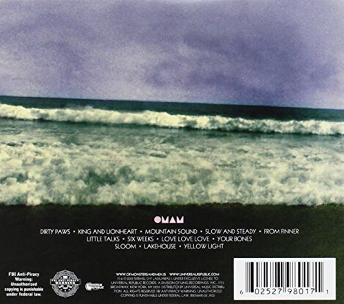Of Monsters and Men - My Head is an Animal, Audio CD New ...