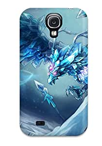 High Impact Dirt/shock Proof Case Cover For Galaxy S4 (league Of Legends)