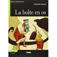 Boite en os (La) livre+cd