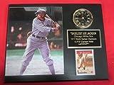 White Sox Shoeless Joe Jackson Collectors Clock Plaque w/8x10 Photo and Card