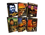 The Rockford Files Complete Seasons Pack (Season 1, 2, 3, 4, 5 and 6)