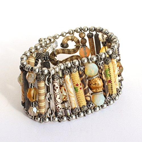 Ayala Bar Hip Collection Bracelet Beige tone ay14-8926