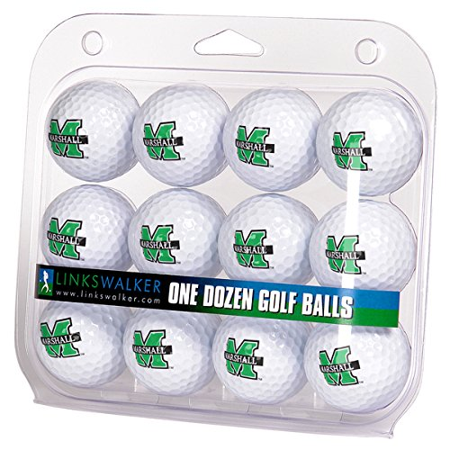 (NCAA Marshall Thundering Herd - Dozen Golf)