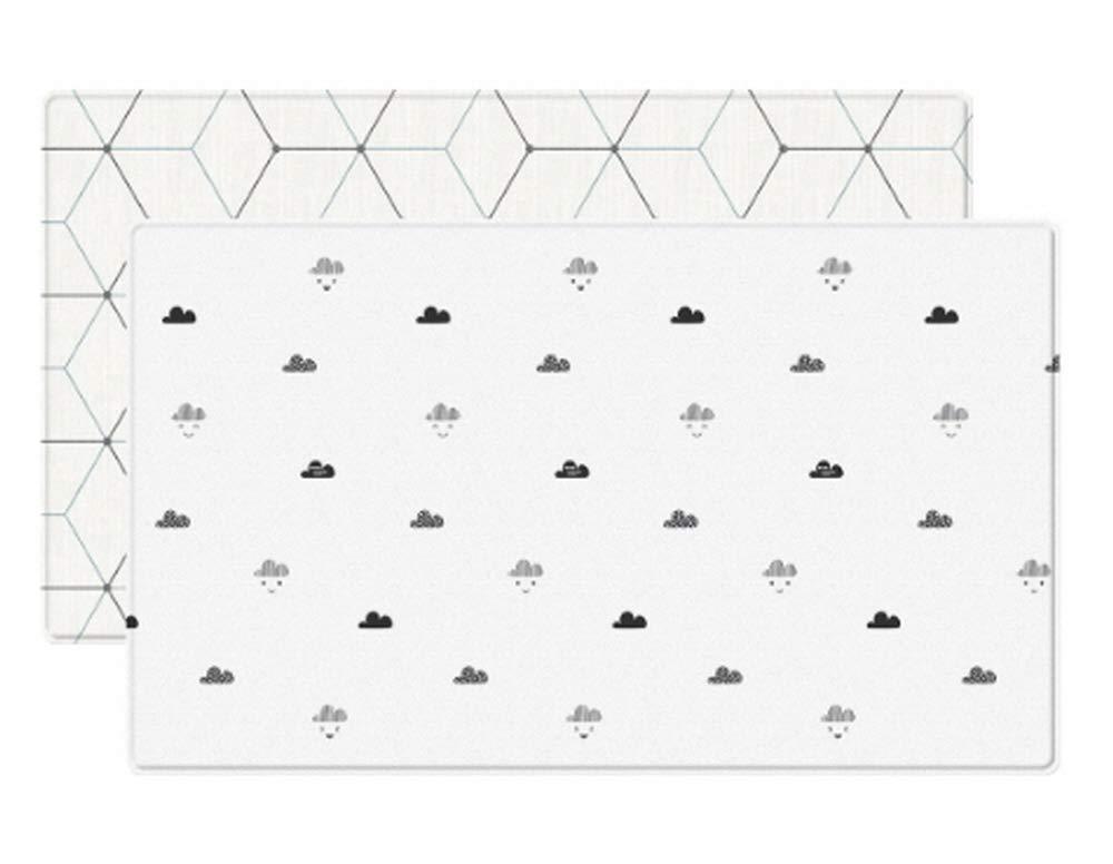 Parklon B07KC33QZM Pure Soft Play Mat 235x140x1.5cm Cloud Smile&Union Blue mat Design Double-sided Corridor mat 両面デザイン赤ちゃんプレイ廊下型マット(海外直送品) (190x130x1.2cm) B07KC33QZM 235x140x1.5cm 235x140x1.5cm, 大滝村:4947b792 --- itxassou.fr