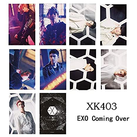 2bdfe8dd2113 Laliva EXO EX'ACT for Fife The War Power of Music Universe Exodus ...