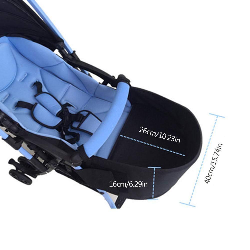 Baby Buggy Fu/ßst/ütze verl/ängert Sitz Universal Baby Fu/ß Drag Baby Kinderwagen Beine Fu/ß Verl/ängerung Fu/ßst/ütze Baby Fu/ßbrett f/ür Kinderwagen Zubeh/ör Erweiterte Sitz Kinderwagen /& Kinderwagen
