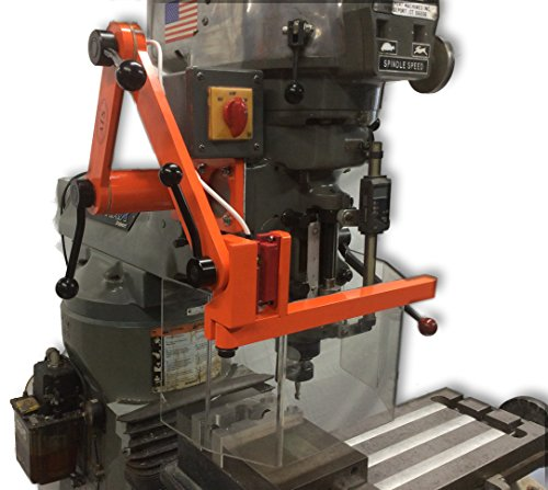 ATS Milling Machine Guard, Head Mount by ATS Machine Safety Solutions