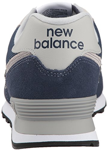 New Balance Icon Icon 574 Sneaker Black Iris