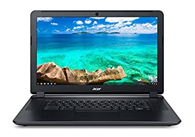 Acer Chromebook 15 C910-C453 (15.6-inch HD, Intel Celeron, 4GB, 16GB SSD) from Acer