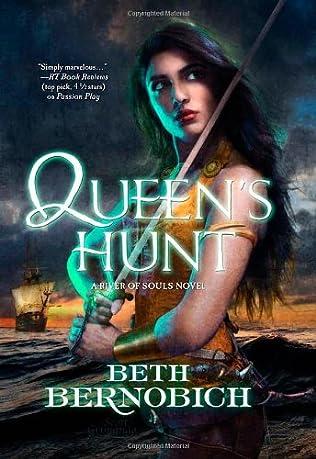 book cover of Queen\'s Hunt