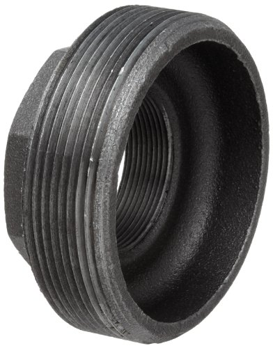 Dixon HB4020 Iron 150# Pipe and Welding Fitting, Reducer Hex Bushing, 4