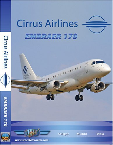 Cirrus Airlines Embraer 170 by -