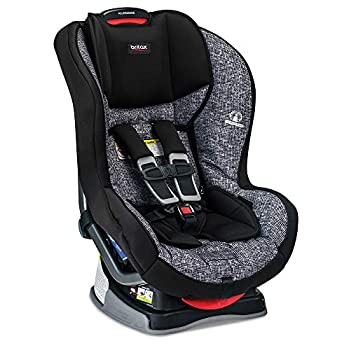 Image of Baby Britax Allegiance 3 Stage Convertible Car Seat - 5 to 65 Pounds - Rear and Forward Facing - 1 Layer Impact Protection , Static