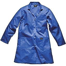Dickies Redhawk Warehouse Coat / Mens Workwear (XXL) (Royal)