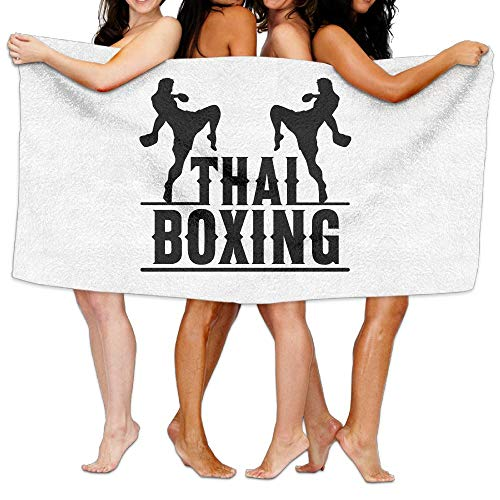 HXXUAN Thai-Boxing Quick-drying Bath Towels Beach Towel Adult Travel by HXXUAN