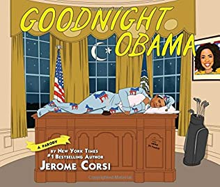 book cover of Goodnight Obama