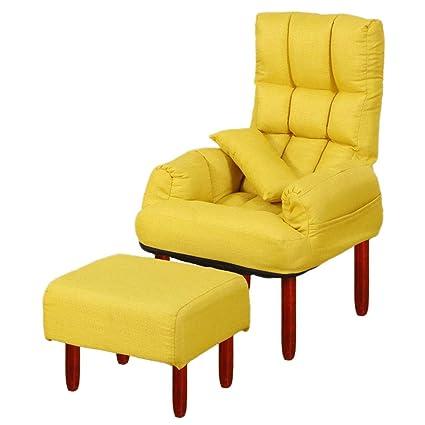Silla reclinable Sofá Sofá Sillones ajustables Sillón de ...