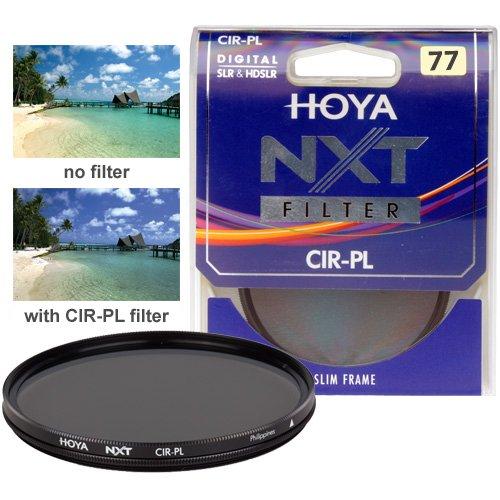 Hoya 77mm NXT Circular Polarizer Filter