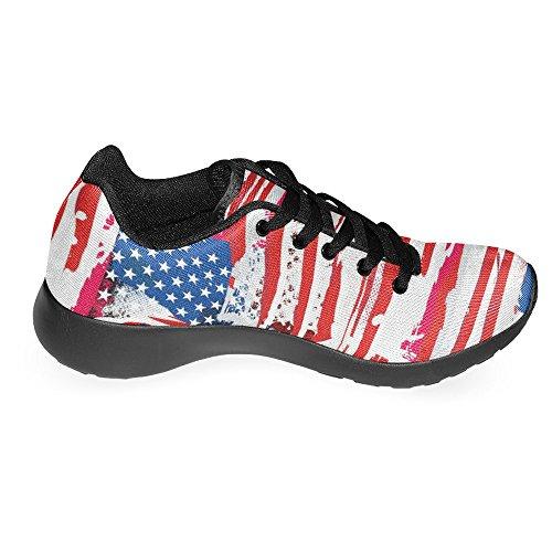 Interessante Donna Da Jogging Da Corsa Sneaker Leggera Go Easy Walking Casual Sport Da Corsa Scarpe Da Corsa Multi 35