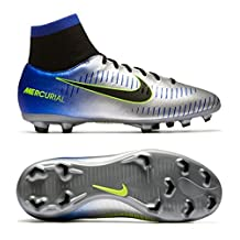 NIKE Jr Mercurial Vctry 6 DF Njr FG Boys Soccer-Shoes 921486