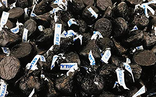 (Hershey's Kisses Milk Chocolate Candy Black - 5)