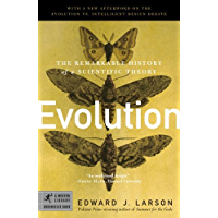 Evolution: The Remarkable History of a Scientific Theory (Modern Library Chronicles Series Book 17) (English Edition)