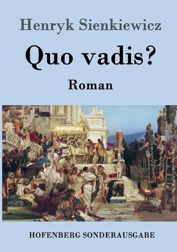Download Quo Vadis? (German Edition) ebook