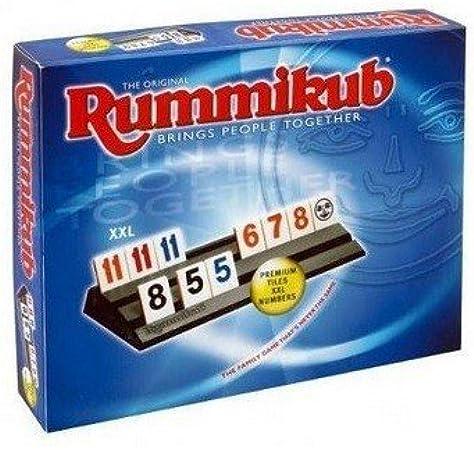 RUMMIKUB XXL/GRANDE PAGAR 689291: Amazon.es: Juguetes y juegos