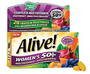 Nature S Way Alive Vitamin Shoppe
