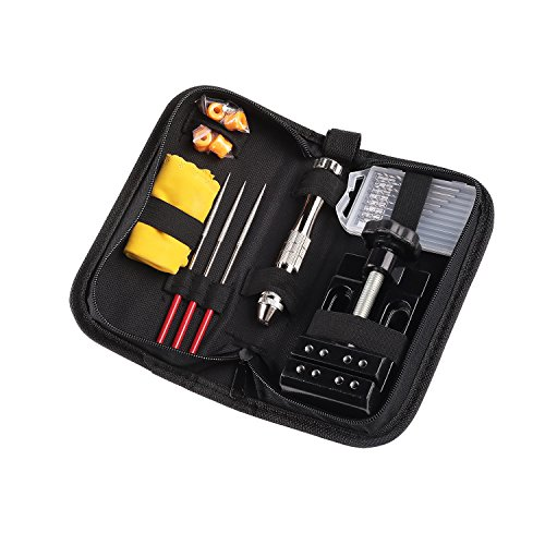 SainSmart Precision Drilling Holes Pin Vise Woodworking Hand Drill with 20 pcs Twist Drill Bits by SainSmart