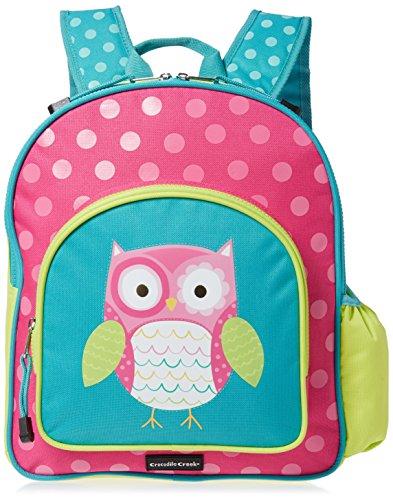 123d7e7254 Crocodile Creek Girls Eco Owl School Backpack