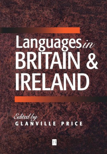 Languages in Britain and Ireland by Wiley-Blackwell