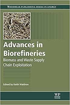 Advances in Biorefineries: Biomass and Waste Supply Chain Exploitation (Woodhead Publishing Series in Energy)
