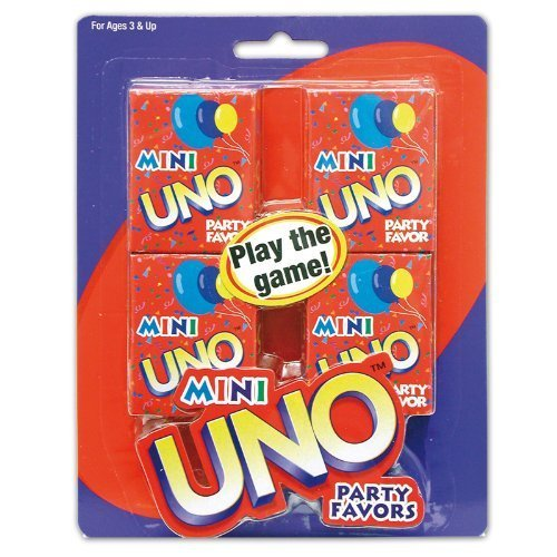 Tara Toys Party Destination 208795 Uno Mini Games]()