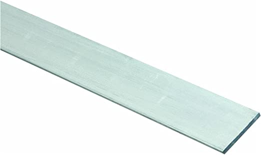 Aluminum Solid Angle Stanley National N247-395 Mfg