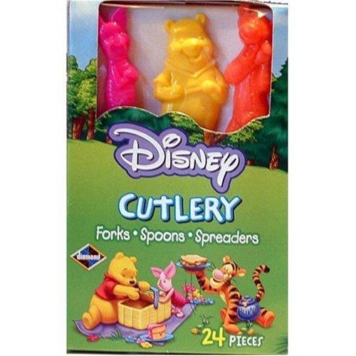 Disney Cutlery-Winnie The Pooh by Diamond