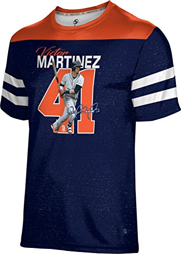 Games Cabrera Miguel (ProSphere Victor Martinez Detroit Men's Baseball T-Shirt - Gameday FD481)