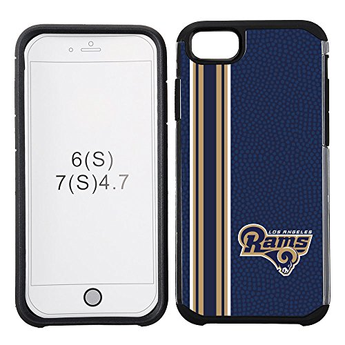 nfl-los-angeles-rams-vertical-stripes-football-pebble-grain-feel-iphone-7-case