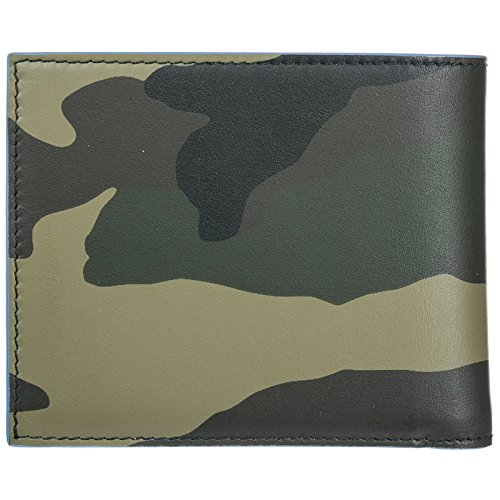 case holder coin men's green wallet genuine leather card purse Dior waFXqgx