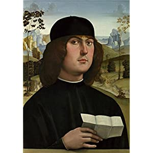 The Perfect Effect Canvas Of Oil Painting 'Francesco Francia-Bartolomeo Bianchini,1485-1500' ,size: 8x11 Inch / 20x29 Cm ,this Amazing Art Decorative Prints On Canvas Is Fit For Home Office Decoration And Home Gallery Art And Gifts