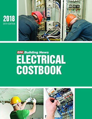 2018 Bni Electrical Costbook by Builder's Book Inc.