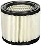 all around plus shop vac filter - Shop Vac Wet/Dry Cartridge Filter Pack of 4,  	903-98-00