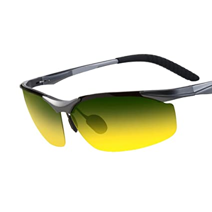 WYJL gafas Gafas de sol para hombre y noche polarizada gafas de sol / gafas conductor