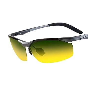 WYJL gafas Gafas de sol para hombre y noche polarizada gafas ...