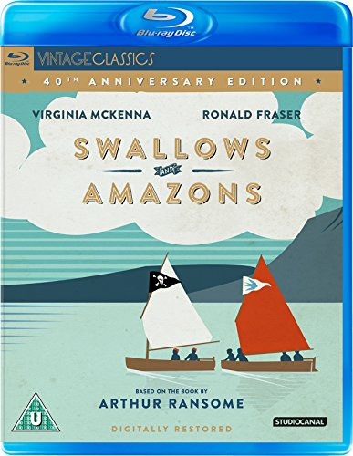 Swallows And Amazons - 40th Anniversary Special Edition - Anniversary Kit 40th Limited Edition