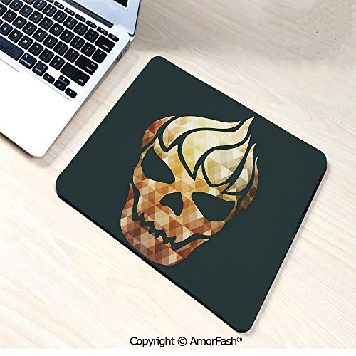 Anti-Fray Cloth Gaming Mouse Pad - High-Performance Mouse Pad Optimized for Gaming Sensors,8.3