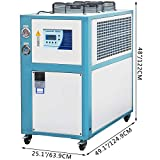 Mophorn 5 Tons Air-Cooled Industrial Chiller 5 HP