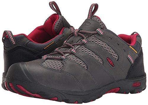 09a888de770 KEEN Koven Low WP Hiking Shoe (Toddler/Little Kid/Big Kid) - Import ...