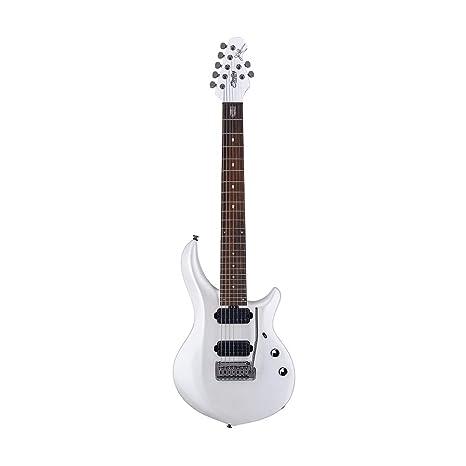Sterling By MusicMan 7 Cuerdas Guitarra Eléctrica de Cuerpo Sólido ...